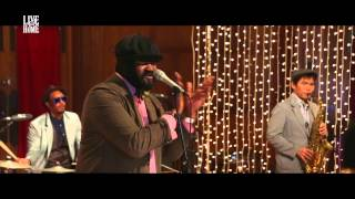 Gregory Porter - Live@Home - Part 1 - Liquid spirit, Hey Laura