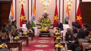 Tổng thống và Phu nhân nước Cộng hòa Ấn Độ thăm TP Đà Nẵng