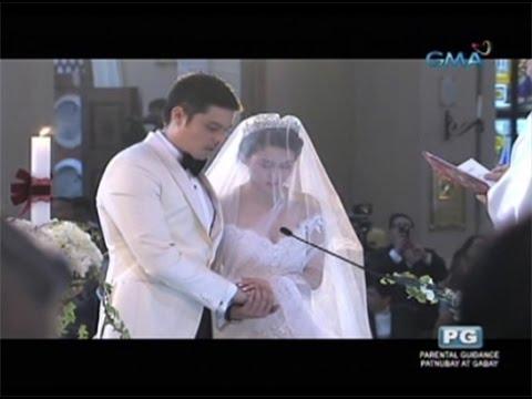 WATCH: Dingdong & Marian s wedding vows