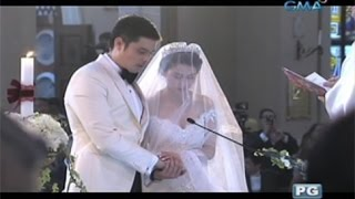 WATCH: Dingdong & Marian's wedding vows