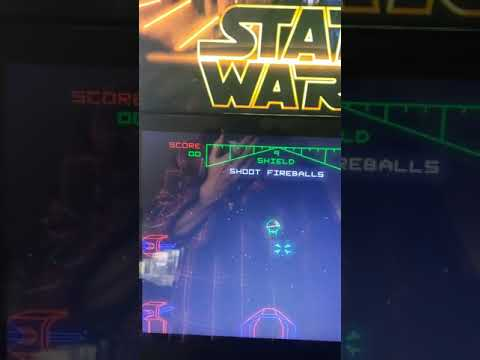 arcade1up star wars custom cabinet review from Jim Wirth