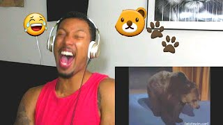 That's A Real Bear!!! The Eric Andre Show's Character Breaking Moments Reaction