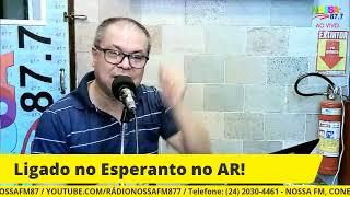 LIGADO NO ESPERANTO! 13/06/2021