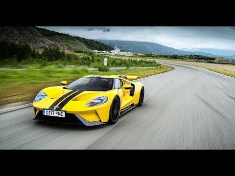 Steve Sutcliffe takes on the 2017 Ford GT