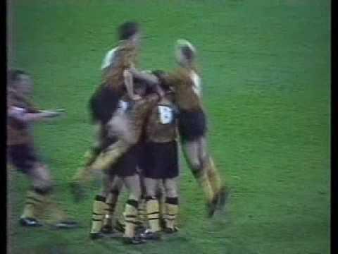 1994/95 Season: Hull City 3 - 0 York City