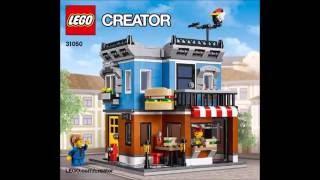 LEGO CREATOR 31050 Corner Deli full Instructions