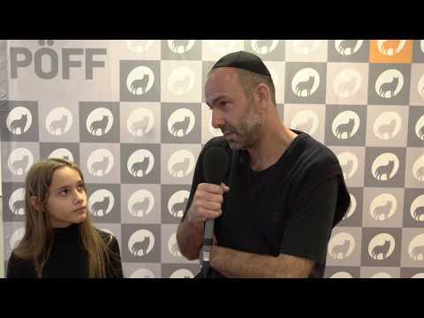 Moshe Folkenflik, Manuel Vardi-Elkaslassy, Driver | Actor's Statement | PÖFF 2017