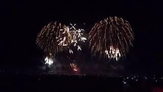 """Фестиваль Фейерверков 2019 в Ессентуках, третий день, команда Болгарии """"Assiko"""""""