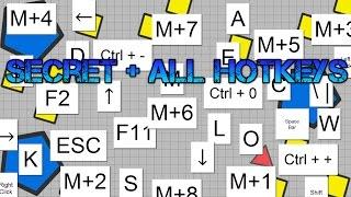 Secret Hotkeys | All Hotkeys in Diep.io | Diep.io