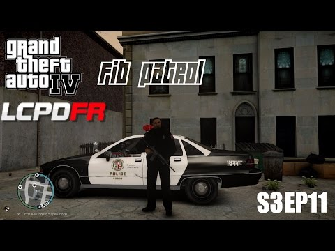 LCPDFR FBI PATROL S3 EP11 FBI PLAYING GOOD COP