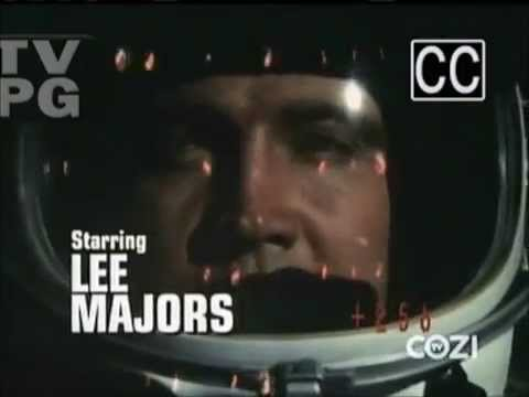 The Six Million Dollar Man Intro