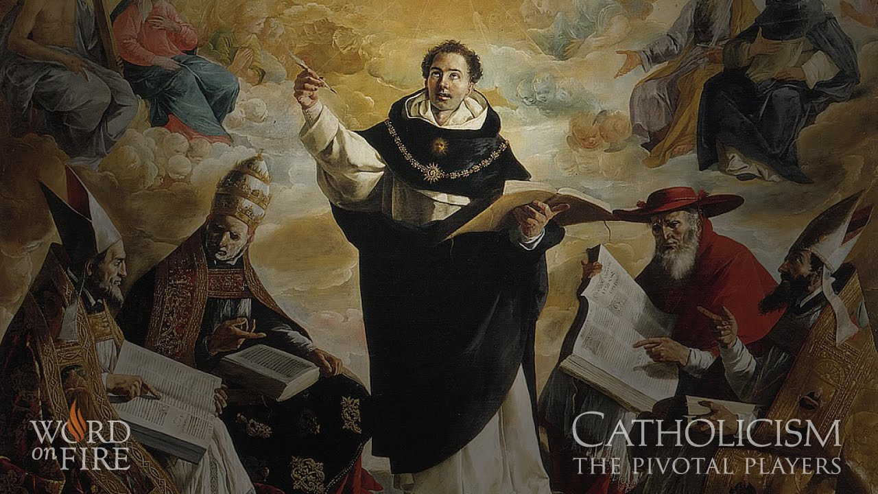 thomas aquinas vs descarates Aquinas on epistemology download aquinas does not deny that contradictions can and will arise between people who perceive and experience objects differently.