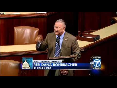 Government shutdown 2013: Senate meets Monday to consider House bill