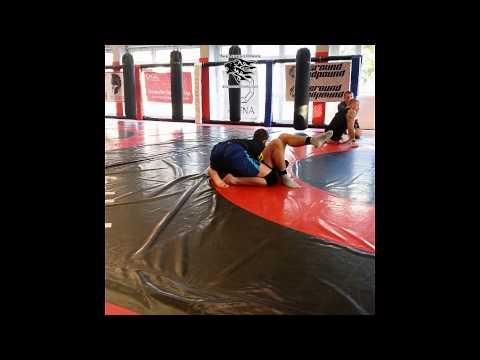 MMA Technik Übungen - Arena Aschaffenburg Achilleas (Full HD)