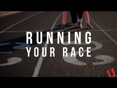 29th May 2016 - Running Your Race - Jodi Tolley