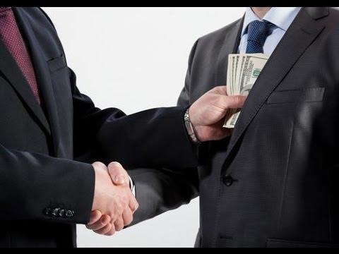 Alltägliche Korruption in Deutschland (Doku)
