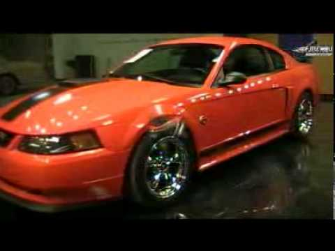 2004       Ford       Mustang       Mach    1  YouTube