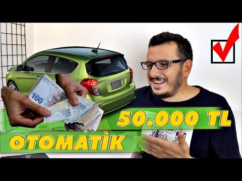 50 Bin Ye Otomatik Araba Tavsiyeleri 2020 Youtube