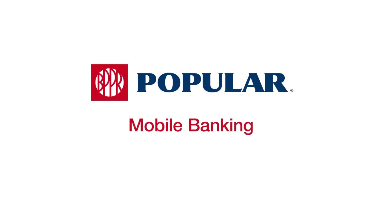 Popular Online and Mobile Banking