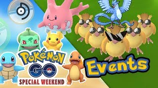 Alle aktuellen & kommenden Events im Juli 2018   Pokémon GO Deutsch #668