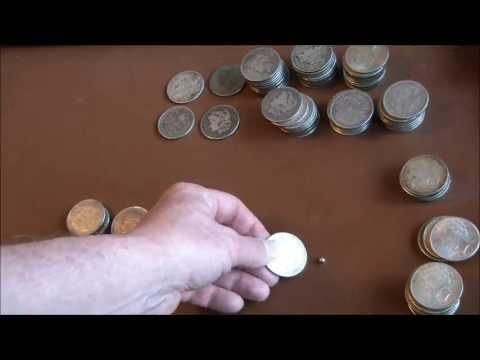 Magnet test for Silver Dollars