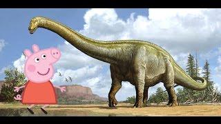 Мультик про динозавра Колю. Папа свин вернулся домой. Свинка Пеппа