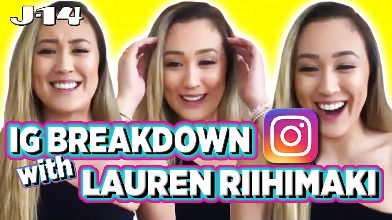 HBO Max's Craftopia Host LaurDIY Reacts to Old Instagram Pics | IG Breakdown
