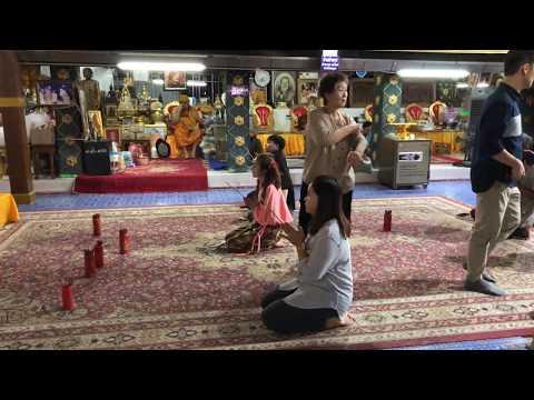 Wat Phrathat Doi Kham In Chiangmai, Thailand 3