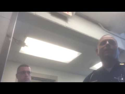 Struthers Ohio PD asking about the process to file a complaint against a police officer 10/18/2018
