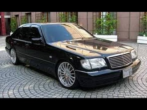 Mercedes Benz W140 The Best Car Of The Word New Car 2015