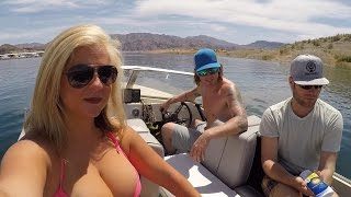 Motor Boating - Lake Mead