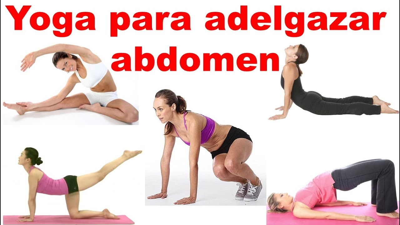 Video de yoga para adelgazar clase 5