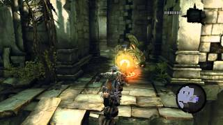 Darksiders 2 Walkthrough HD - (No Commentary) Part 11 - The Lost Temple (2 of 3)(Part 11 of my Darksiders 2 walkthrough. Hope you enjoy! I am playing on PC with a Xbox 360 controller on Normal difficulty., 2012-08-17T13:59:11.000Z)