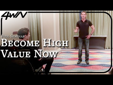 Alex's Guide On Becoming The ''High Value'' Guy Girls Can Only Dream Of...