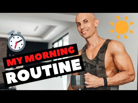 My Morning Routine! HEALTHY START!