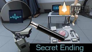 PSVR | Statik: Secret Ending