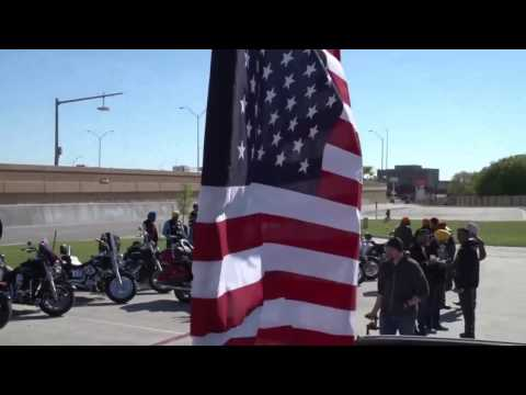Sikh Riders of America 2nd annual Ride to Honor Law Enforcement 2016