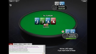 Cards Up Replay: WCOOP-28-H $5,200 8-Max Turbo Highroller FINAL TABLE (no comms)