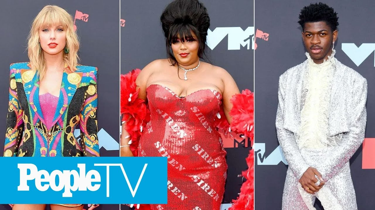2019 Mtv Video Music Awards Live From The Red Carpet Peopletv Youtube