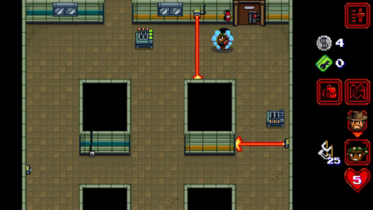 <b>Stranger Things</b>: The <b>Game Walkthrough</b> - Hawkins Lab Double Laser ...