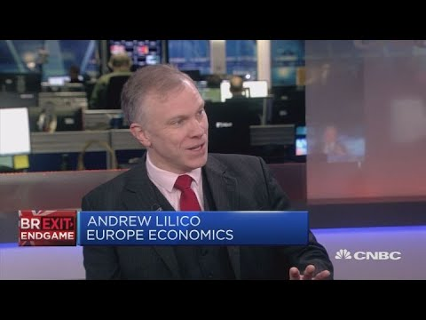 Theresa May's Brexit deal is 'absolutely terrible,' says economist | Squawk Box Europe