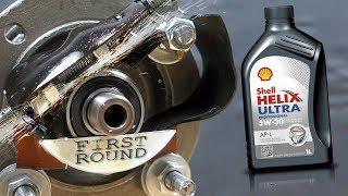 Shell Helix Ultra Professional AP-L 5W30 Jak skutecznie olej chroni silnik?