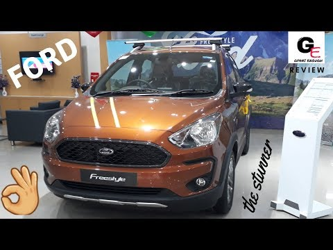 Ford Freestyle Titanium plus | detailed review | specifications | features | mileage !!!