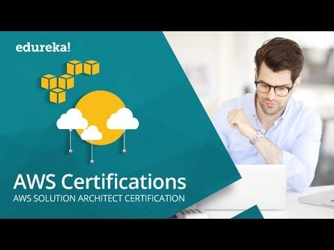 AWS Certification | AWS Architect Certification Training | AWS ...