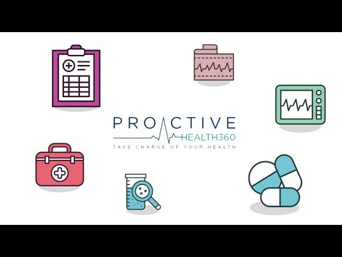 Proactive Health 360 - Brand Commercial Film