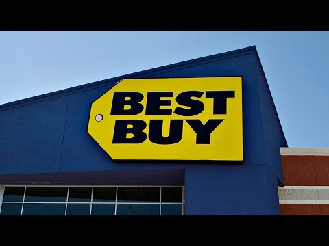 After Offering Cautious Outlook on Sales of Some Items, Best Buy Declines