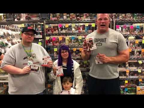Glenn Jacobs aka WWE's Kane Endorses POPS! For Patients