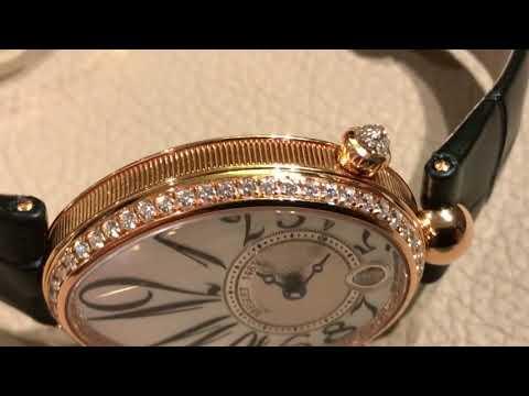 Breguet Reine de Naples - greatest ladies watch ever produced