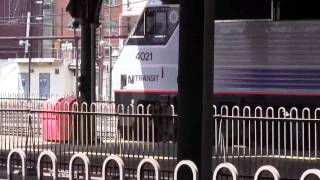 National Train Day 2011:  Secaucus Junction and Hoboken Part 2