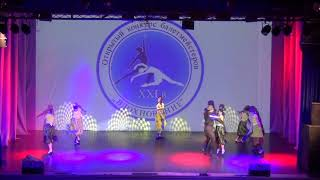 Тот самый платочек  Номинация - Патриотический танец